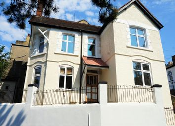 Thumbnail 3 bedroom terraced house for sale in Upper Luton Road, Chatham