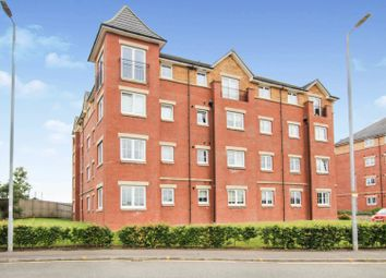 Thumbnail 2 bed flat for sale in Leighton Court, Cambuslang