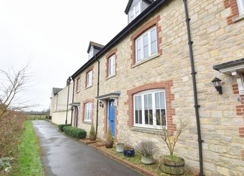 Thumbnail 3 bed town house for sale in Oak Lane, Mere, Wiltshire
