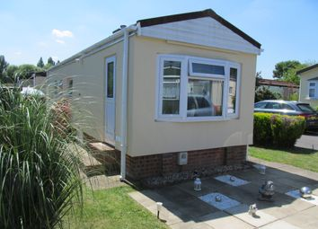 Thumbnail 2 bed mobile/park home for sale in Eastern Avenue, Penton Park (Ref 5642), Chertsey, Surrey