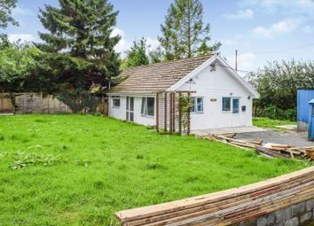 Thumbnail 1 bed semi-detached bungalow for sale in Blaenpennal, Aberystwyth