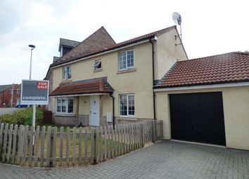 Thumbnail 3 bed link-detached house for sale in Best Park, Cranbrook, Exeter