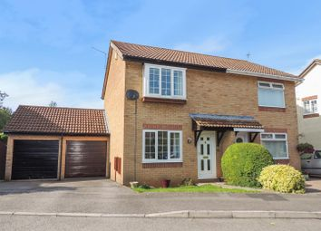 Thumbnail 2 bed semi-detached house for sale in Archer Court, Longwell Green, Bristol