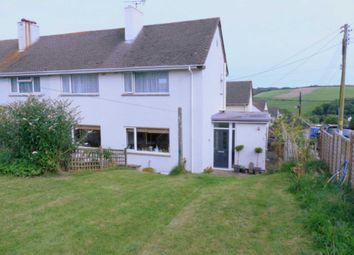 Thumbnail 3 bed semi-detached house for sale in Ashwood Park, Loddiswell, Kingsbridge
