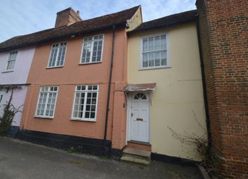 2 bed terraced house to rent in Angel Street, Hadleigh, Ipswich IP7