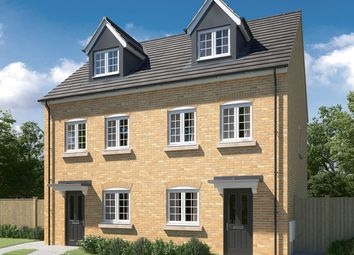 """""""The Wyatt"""" at Mepal Road, Sutton, Ely CB6. 3 bed semi-detached house for sale"""