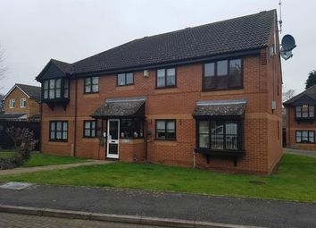 Thumbnail 2 bedroom flat for sale in The Brickfields, Stowmarket, Suffolk