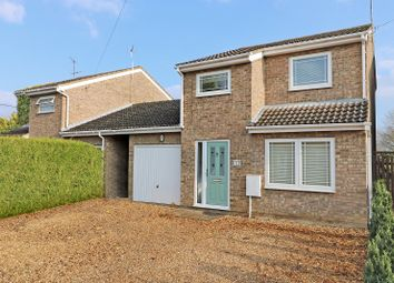 Thumbnail 3 bed detached house for sale in St. Marys, Earith, Huntingdon