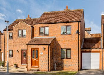 Thumbnail 3 bed link-detached house for sale in Gables Court, Dishforth, Thirsk, North Yorkshire