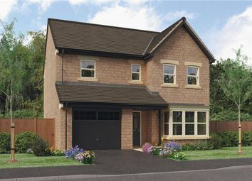 "Thumbnail 4 bed detached house for sale in ""Ashbery"" at Grove Road, Boston Spa, Wetherby"