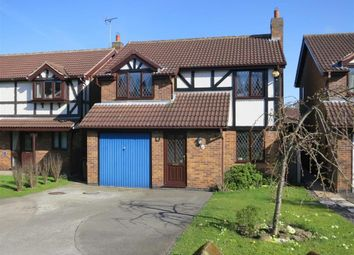 Thumbnail 3 bedroom detached house for sale in Stewarton Close, Arnold, Nottingham
