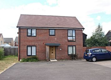 4 bed detached house for sale in Otter Road, Upper Cambourne, Cambourne, Cambridge CB23