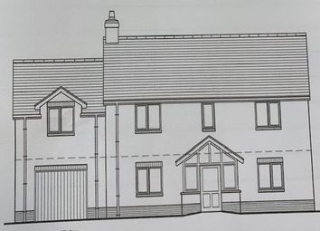 Thumbnail 5 bed detached house for sale in Plot 6 The Solva, Land South Of Kilvelgy Park, Kilgetty, Pembrokeshire