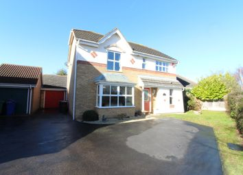 Thumbnail 4 bed detached house for sale in Grifon Road, Chafford Hundred, Grays