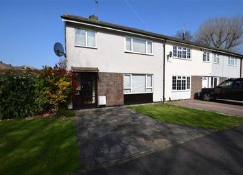 Thumbnail 3 bed end terrace house for sale in Quilters Straight, Basildon, Essex