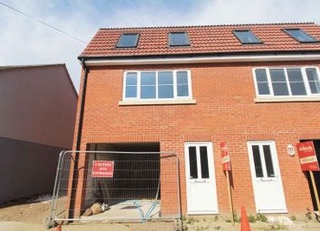 3 bed semi-detached house for sale in Bells Marsh Road, Gorleston, Great Yarmouth NR31