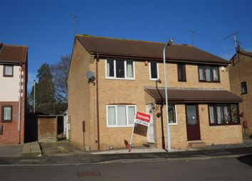 Thumbnail 3 bed semi-detached house for sale in Luttrell Close, Taunton