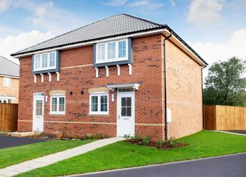 """Thumbnail 3 bedroom semi-detached house for sale in """"Bampton"""" at Dewsbury Road, Wakefield"""