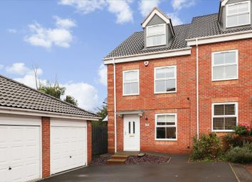 4 bed town house for sale in Parklands View, Aston, Sheffield S26