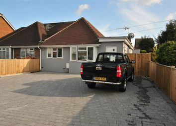 Thumbnail 2 bed semi-detached bungalow for sale in Turkey Road, Bexhill-On-Sea, East Sussex