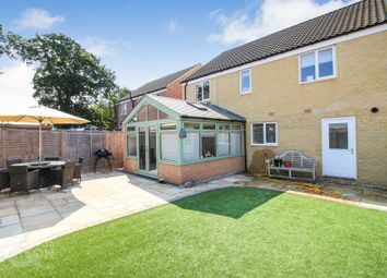 Thumbnail 5 bed detached house for sale in Norwich Road, Lingwood, Norwich