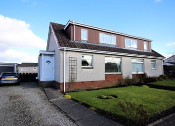 Thumbnail 3 bed semi-detached house for sale in North Bank Drive, Bo'ness
