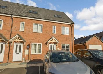 Thumbnail 3 bed town house for sale in Brockwell Park, Kingswood, Hull
