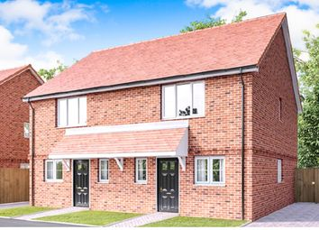 Thumbnail 2 bedroom semi-detached house for sale in Woodacres Way, Arlington Road East, Hailsham