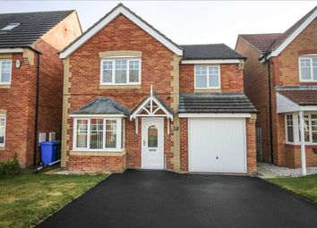 Thumbnail 4 bedroom detached house to rent in Heather Lea, Bebside, Blyth