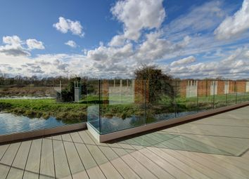 Thumbnail 4 bed town house for sale in Paper Mill Lane, Bramford, Ipswich