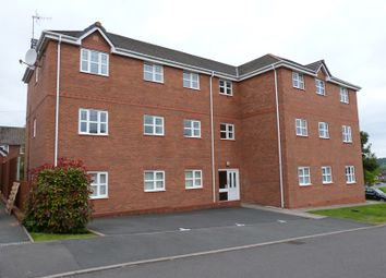 Thumbnail 2 bed flat to rent in Moorland Heights, Biddulph