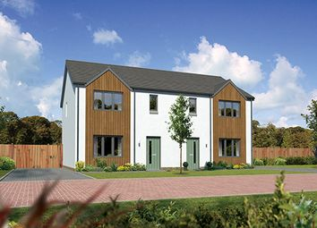 "Thumbnail 3 bed terraced house for sale in ""Caplewood End"" at Greystone Road, Alford"