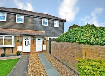Thumbnail 1 bed end terrace house for sale in Wargrove Drive, College Town, Sandhurst