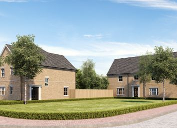 Thumbnail 3 bed semi-detached house for sale in Rosemary Place, Melbourn, Royston