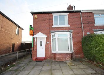 Thumbnail 2 bed semi-detached house to rent in O'hanlon Crescent, Wallsend