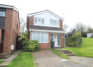 Thumbnail Detached house for sale in Wayside Close, Stowmarket