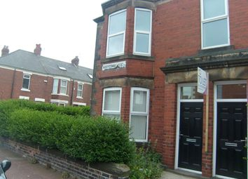 Thumbnail 3 bedroom flat to rent in Addycombe Terrace, Newcastle Upon Tyne