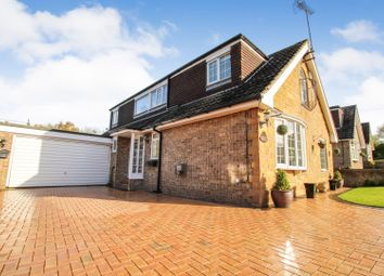 Thumbnail 5 bed detached house for sale in Syke Green, Scarcroft, Leeds