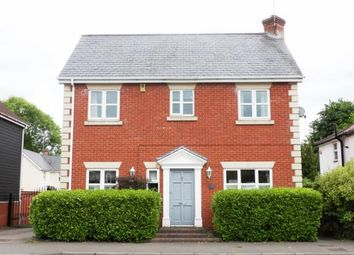 Thumbnail 4 bed detached house for sale in The Courtyard, Greens Farm Lane, Billericay