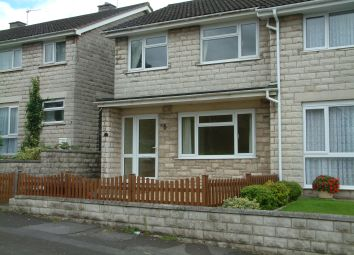Thumbnail 3 bedroom semi-detached house to rent in Mount Pleasant, Radstock