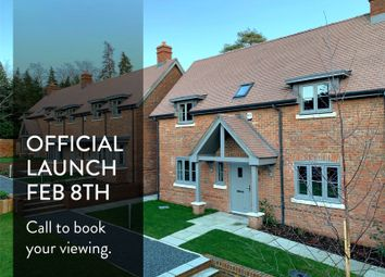 Thumbnail 3 bed detached house for sale in The Walled Garden, Tekels Park, Camberley