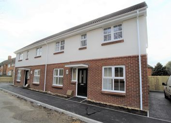 Thumbnail 1 bedroom semi-detached house for sale in Tensing Road, Christchurch, Dorset