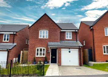 Thumbnail 4 bed detached house for sale in Mill Farm Drive, Tibshelf