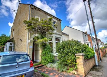 Thumbnail 3 bed detached house for sale in Huntly Grove, Peterborough