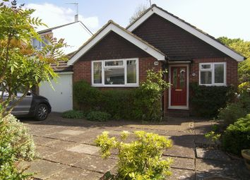 Thumbnail 3 bedroom detached bungalow for sale in Forge Drive, Claygate, Esher