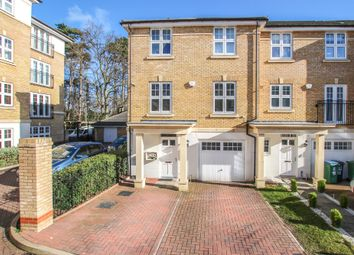 Thumbnail 5 bed town house for sale in Elliot Road, Watford
