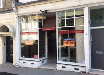 Thumbnail Retail premises to let in Kensington Park Road, London