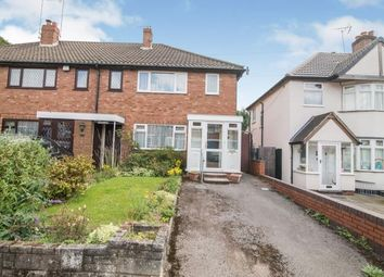 Thumbnail 3 bed semi-detached house for sale in Alfred Street, Kings Heath, Birmingham, West Midlands