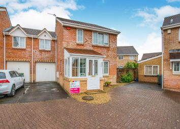 Thumbnail 3 bed semi-detached house for sale in Matthysens Way, St. Mellons, Cardiff