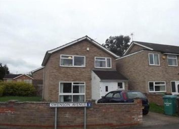 Thumbnail 4 bed property to rent in Swenson Avenue, Lenton